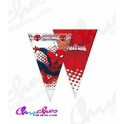 Spiderman cone bag ultimate 40 cm x 20 cm 50 units