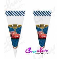Bag cone cars 40 cm x 20 cm 50 units