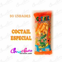 Cocktail snak 38 g x 30 units