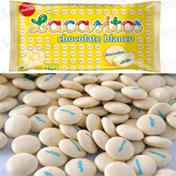 Lacasitos blanco   1 kg
