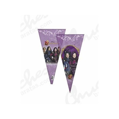 bag-cone-descendants-40-cm-x-20-cm-50-units