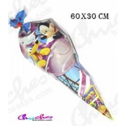 20 giant cone bag mikie stuffed candy 60 cm x 30 cm