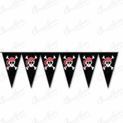 Pirates pennant 3 meters