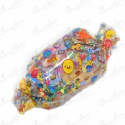 Stuffed candy bag large sweets