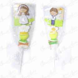 Mixed communion skewers