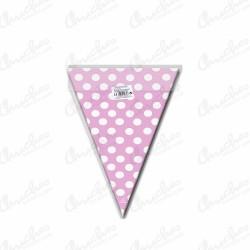 Pink cone cone bag 50 units