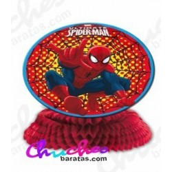 Spiderman decorative center