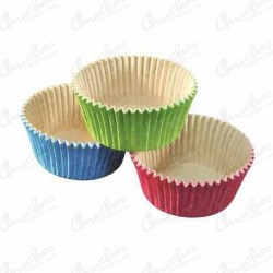Capsules for cup cake