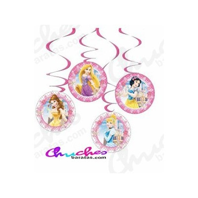 disney-princess-decorative-pendants-4-units