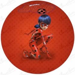 Ladybug wafer