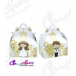 Communion gold box 24 units