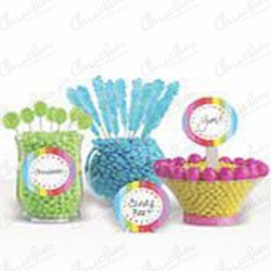 Multicolor candy bar kits (24)