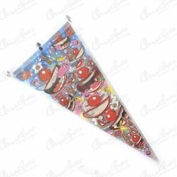 Cone bag mouths 40 x 20 cm 100 units