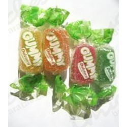 Gummy jelly flavor fruit sweetener 2kg