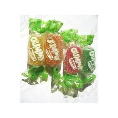 Gummy jelly sabor frutales dulciora 2kg