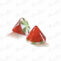 Conos twist fresa brillo dulceplus
