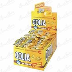 Golia activ  miel limon  sin azúcar