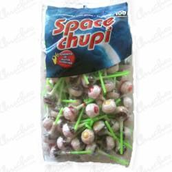 Space chupi gum intervan 100 unidades