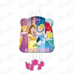 Piñata  princesas adventure 28 x 33 cm