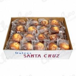 Homemade santa cruz muffins without sugar