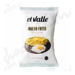 Patatas sabor huevo frito