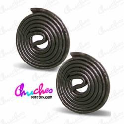 Discos negros 1 kg king regal