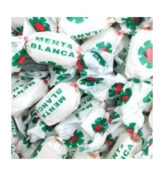 Gereme white mint candy
