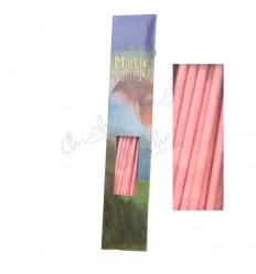 Varitas mágicas rosas 100 unidades