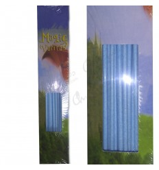 Varitas mágicas azul   100 unidades