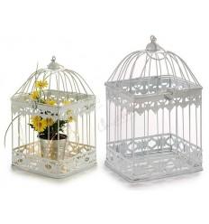 White square froja cage