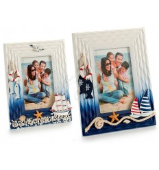 Sailor photo frame