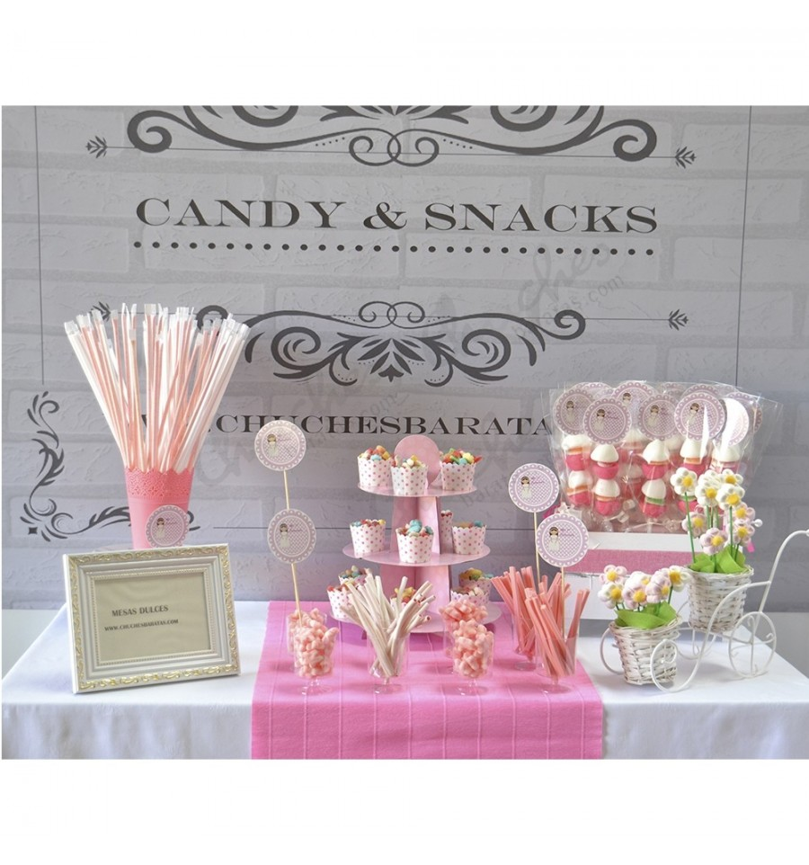 Pink Sweet Table Communion 2019 Sweet Tables Sweet Tables