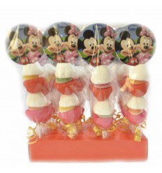 Mickey and Minnie skewers 20 units