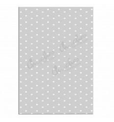 100 bags white spots 20x30cm