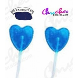 Lollipop heart pintalengua 150 units