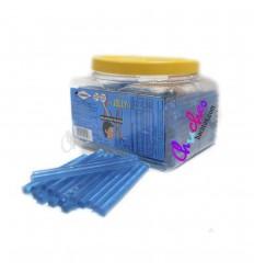 Pajita Blue Gelatina 250 unidade