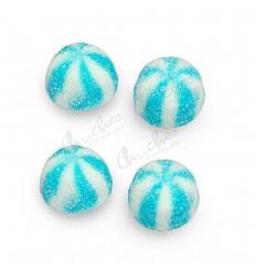 Besos twist azul azucar dulceplus