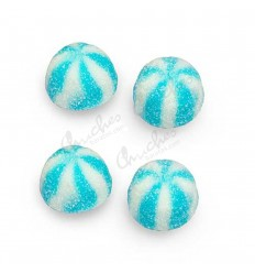 Kisses twist blue sugar dulceplus