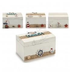 Medium sailor casket
