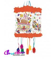 Piñata viñeta sweet party 20x30cm