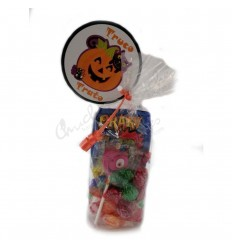 Candy halloween bag 100 g