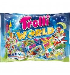 Gummi world 300 gramos trolli
