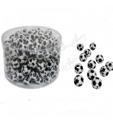 1kg chocolate soccer balls