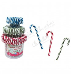 Canes blue-red-green 12 g 100 units