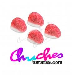 Mini besos fresa 100 gramos
