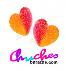 100 grams peach heart