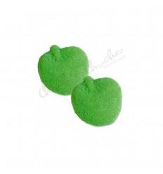 Manzanas azucaradas 100 gramos