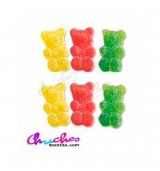 100 grams sugary bears
