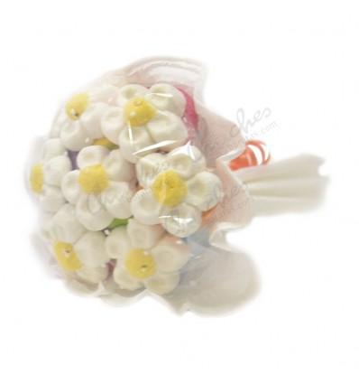 Bouquet 6 white daisies