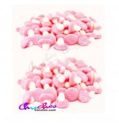 Mini sugary mushrooms 100 grams